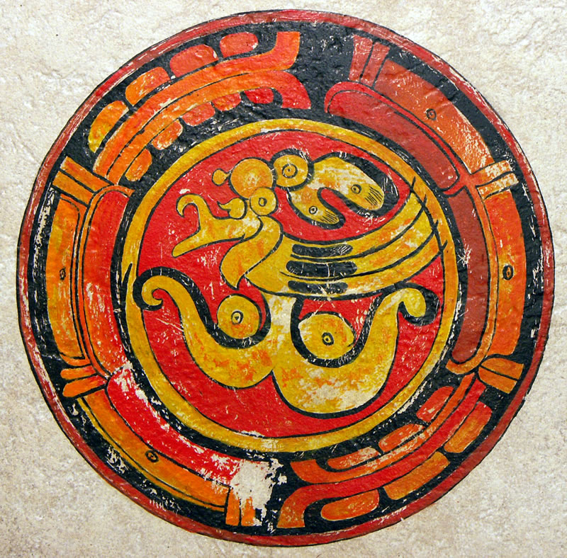 Some of the most beautiful examples of Maya ceramic art come from Peten, Nebay and Sirra de Chama in Guatamala.