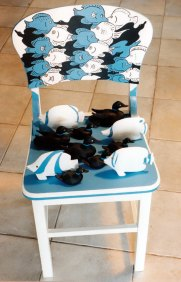 Fish and Duck chair
