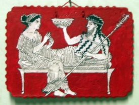 Ares & Aphrodite