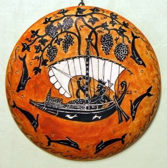 Exekias is perhaps the greatest of Athenian painters on pottery.